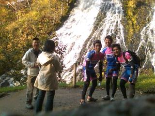 オシンコシンの滝2008