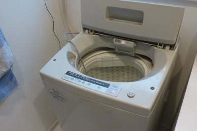 旧洗濯機[1]