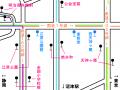富士急シティバス路線図