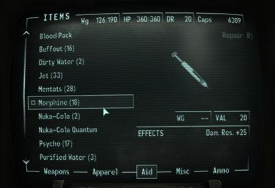 Fallout3_Morphine Renamer