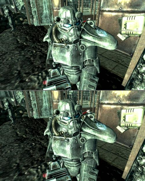 High-Res Power Armor