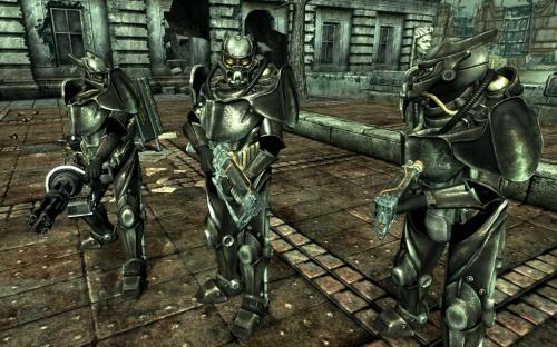 Enclave Commander Strike squad