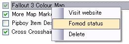 FoMM PM_fomod_status