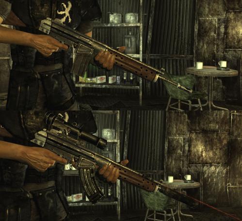 Weapon Mod Kits SS