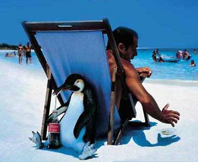 コーラペンギン