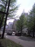 仙台の町並み
