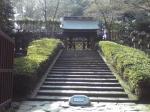 こっちは感仙殿…二代藩主、伊達忠宗公の霊屋ですね。奥には三代綱宗の善応殿がありまする。これらも昭和20年の戦災で焼失し、再建されたものです。
