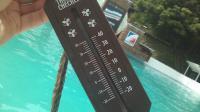 水温22℃