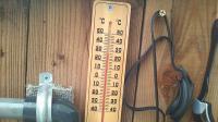 気温28℃