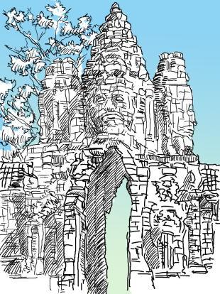 カンボジア11