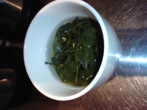 高山烏龍茶 茶葉