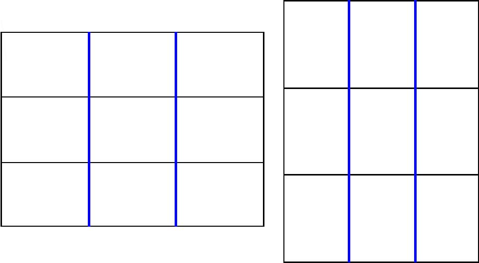3分割法縦線説明