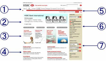 HSBCオフショアトップ