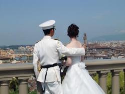 2010年8月イタリア