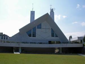 サビエル教会1