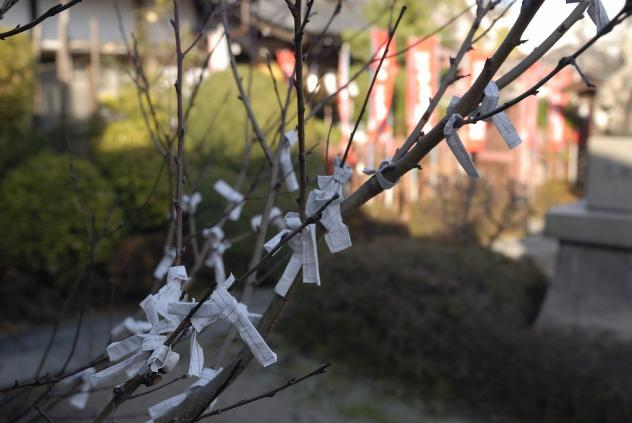 山谷玉姫神社