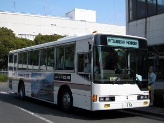 岡崎テストコースバスツアー