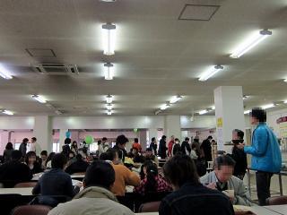 三菱自動車 岡崎工場 食堂