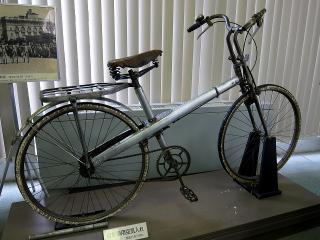 自転車 十字号