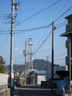岡崎市緑丘3丁目2-4の火の見櫓