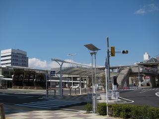 JR刈谷駅前