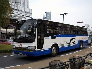 JR東海バス 日野 セレガR