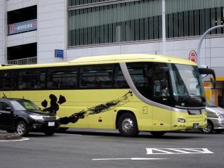 京福バス 日野セレガ