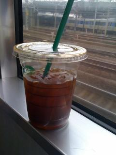 スタバ カフェ アメリカーノのアイス