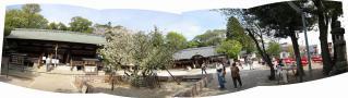 上地八幡宮