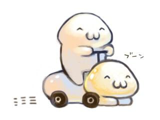 ブーンとブーンカー