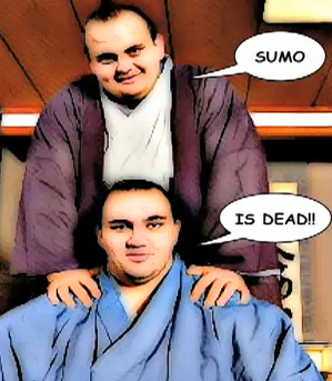 相撲は死んだ