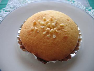 ★はちみつのカップケーキ