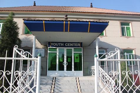 青少年センター外観
