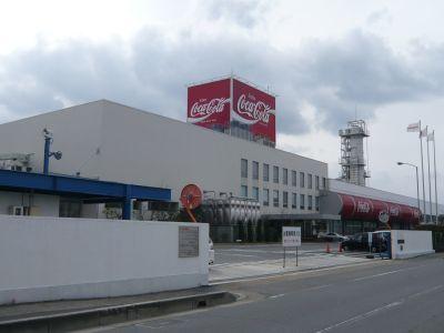 コカ・コーラ ウエスト 京都工場 エコラ館