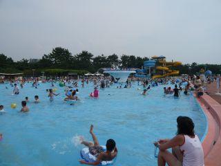 浜寺公園プール01