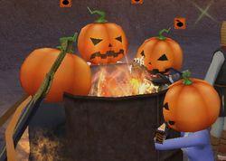 かぼちゃ焼き2