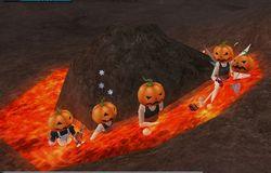 かぼちゃ秘湯