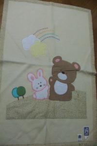 赤ちゃん毛布