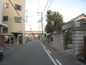 大阪阿倍野ゲストハウスおどり前
