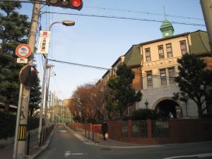 大阪工芸高校前