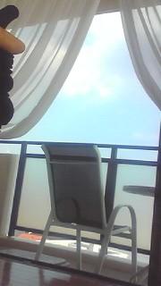 4月13日 窓&空