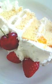 5月10日 ケーキ