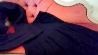 5月25日 バスドレス