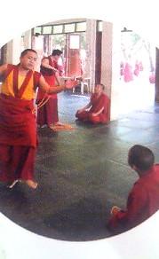 6月3日 チベット修行僧