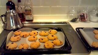6月19日 おからクッキーオーブン