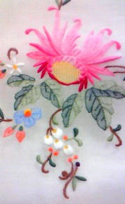 6月28日 刺繍