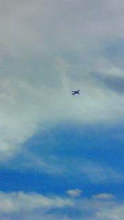 7月7日 空&飛行機