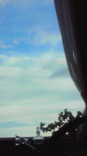 7月7日 空&窓