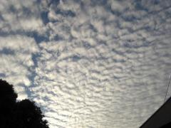 12日の空