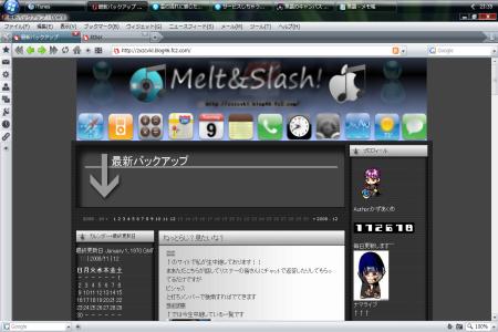20081114 盗作ブログ